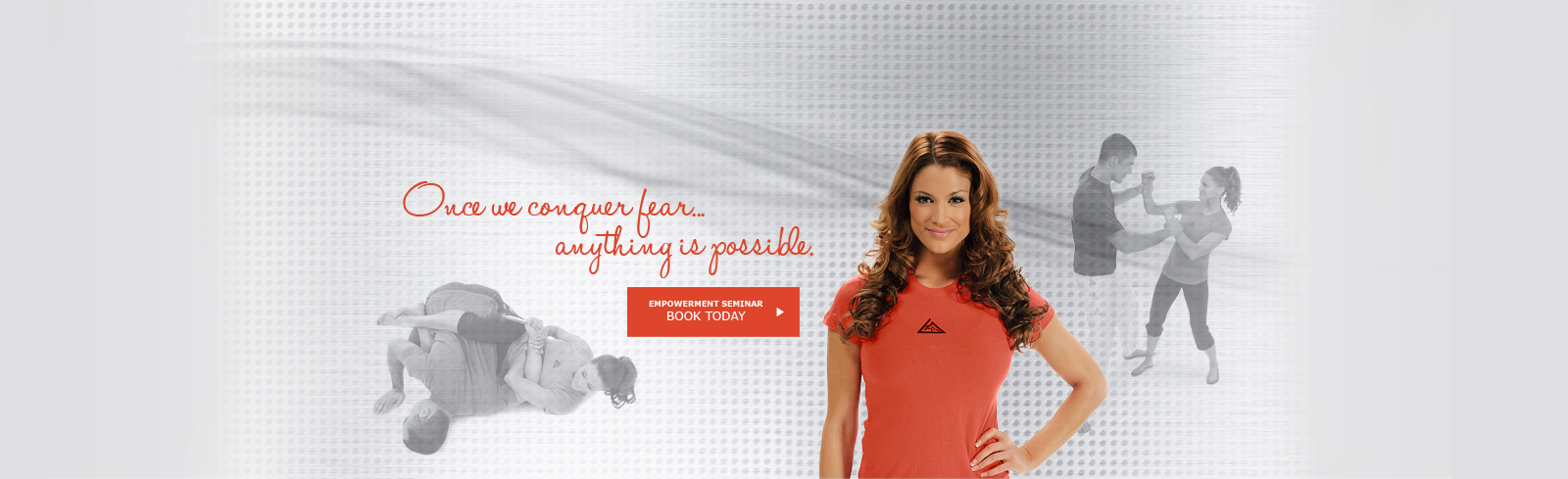Eve Torres Self Defense Empowerment